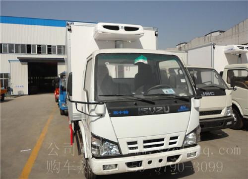 货车)车辆参数:   企业名称   庆铃汽车股份有限公司   公告,高清图片