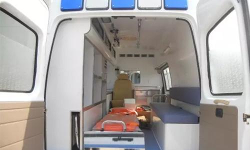 救护车内饰