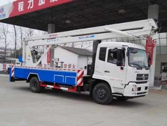 国五东风天锦高空作业车