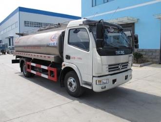 国五东风多利卡D7鲜奶运输车