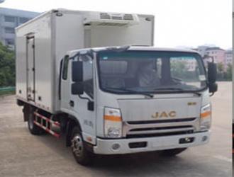 国五江淮厢长3.85米冷藏车(蓝牌)
