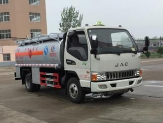 国五江淮汽油加油车