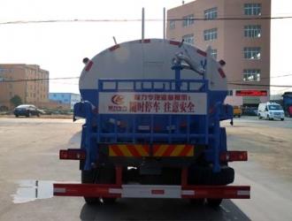 国五东风14吨洒水车