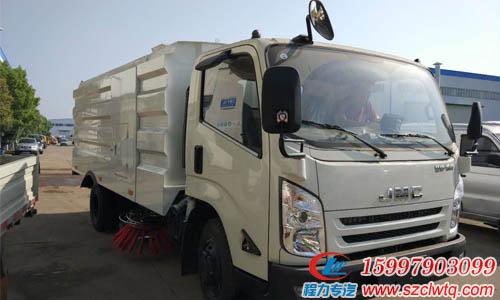 国五江铃凯锐n800扫路车厂家直销,价格优惠