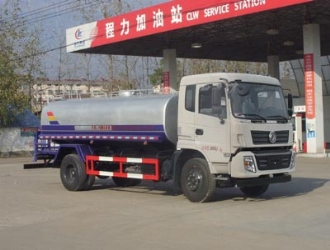 国五东风16吨绿化喷洒车