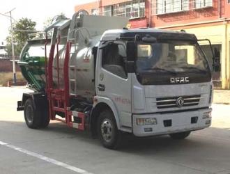 东风多利卡D7餐厨垃圾车(5.5方)